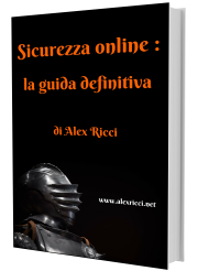 sicurezza ebook Alex Ricci