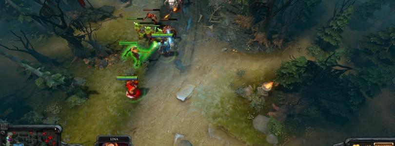 dota2 gameplay