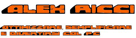 Alex Ricci logo