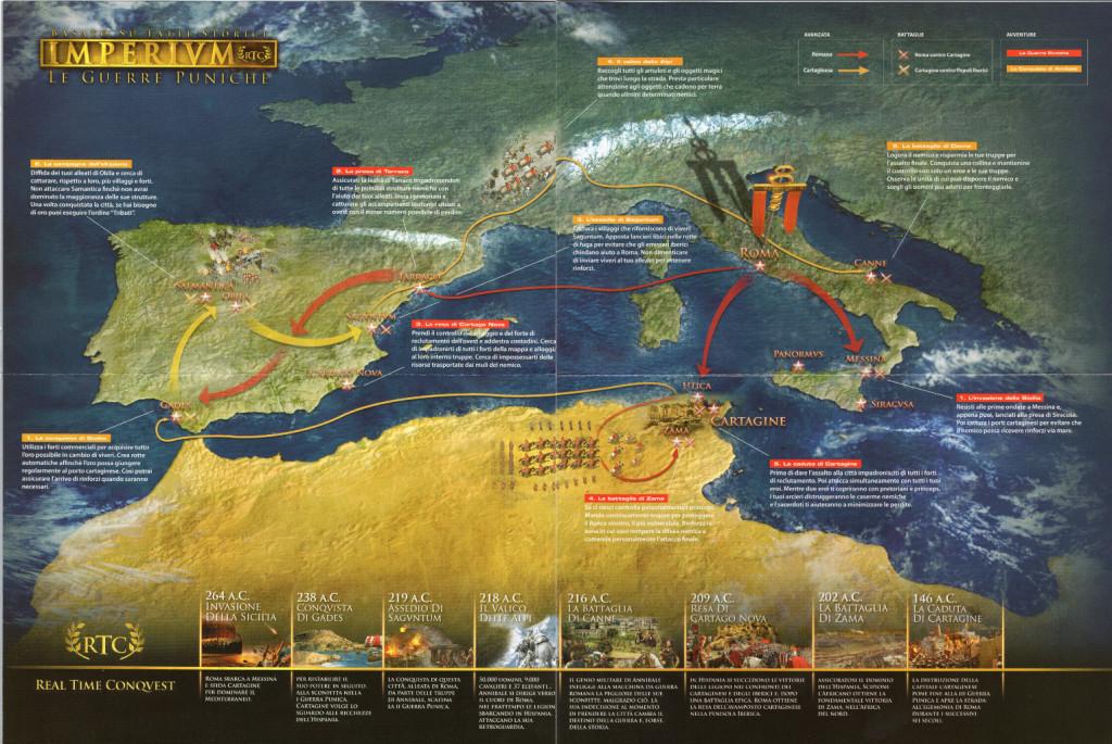 imperivm mappa