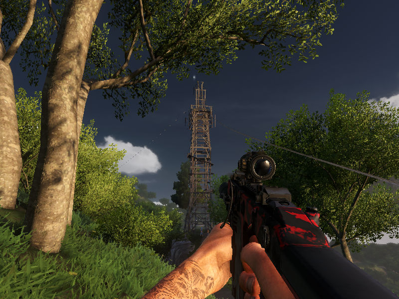 antenne radio far cry 3