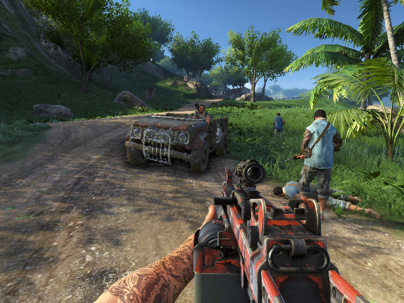 rakyat far cry 3
