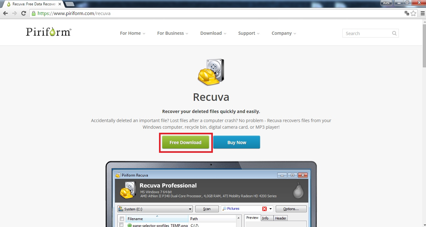 recuva download